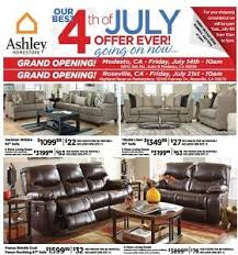 Furniture Weekly Specials June 27 July 3 2017 Best 4th July
