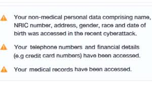 singhealth warns of fake sms claiming access to phone numbers financial details channel newsasia
