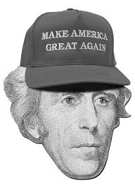 donald trump and andrew jackson faith and history