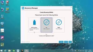 Hp Pavilion Windows 10 Recovery Disk