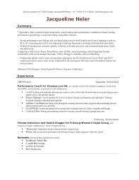 sample camp counselor resume rue o phone sample resume for camp counselor
