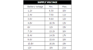 low cost universal battery charger schematic wiring radar supply voltages selection chart for ow cost universal battery charger voltage selection chart for low cost universal battery charger