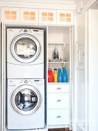 stackable washing machine. Stackable Washer And Dryer Uk Hidden Laundry Closet With Front Loading . Washing Machine E