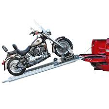 Cruiser Ramp Powered Motorcycle Ramp System - 8' Long | Discount Ramps