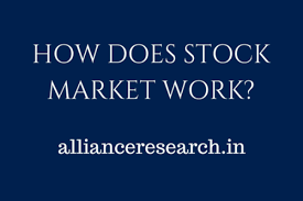 How Does Stock Market Work Investment Tips Share Market Tips