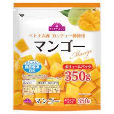 冷凍 マンゴー カロリー