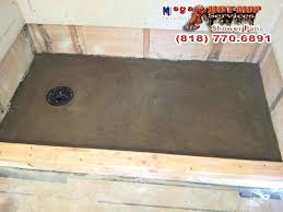 hot mop shower pan hot mop shower pan residential commercial west hills hot mop shower pan