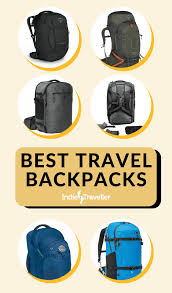 Backpack Volume Chart Best Travel Backpacks For 2020 Buyers Guide Honest Reviews
