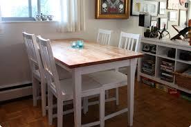 bjÖrkudden modern harvest table ikea