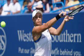 Cincinnati Masters: Ashleigh Barty ...