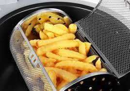 Frittieren wenig fett