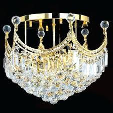 crystal flush mount chandelier royal crystal flush mount chandeliers kl g tranquil crystal bubble and chrome