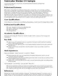Welder Resume Beauteous Sample Resume Of Welding Engineer Feat Download Welder Resume
