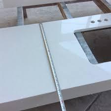 china high hardness white quartz kitchen worktops sparkle quartz countertops supplier