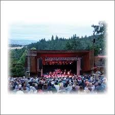Lithia Motors Amphitheater Seating Chart Jacksonville Britt Festival Brittfest Jacksonville Oregon