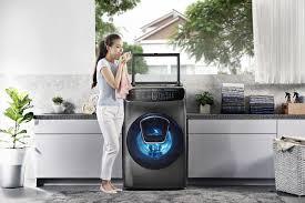 9 máy giặt sấy Samsung tốt bền nhất đa tính năng giá từ 14tr - Vinatai