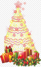 Gift New Year Tree Christmas Tree Download Png 1030x1659px