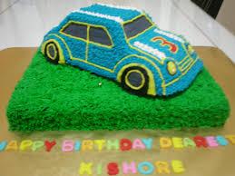 Cars 3 Cake Design Old Car Walpaper 3 Year Old Car Cake