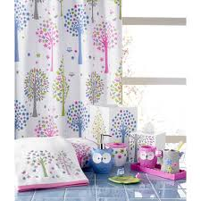 image of cute kids shower curtains