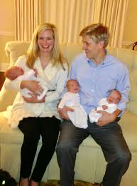 """Nick Ayers on Twitter: """"#ThrowbackThursday to the first night we finally  had all three at home with us after nearly 2 months of NICU!… """""""
