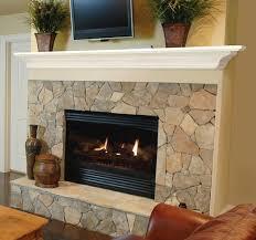 Pearl Mantels 618 Crestwood MDF Fireplace Mantel Shelf in White