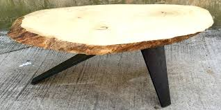 live edge round coffee table coffee edge coffee table picture design round tables redwood for live