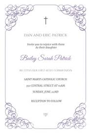 first communion invitation templates receiving holy communion free first holy communion invitation