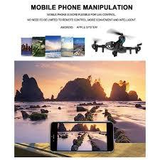 A807 HD 1080P <b>Folding</b> Drone with <b>Dual Camera</b> Gesture Photo ...