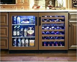 glass door beverage cooler glass door beverage refrigerator glass front beverage refrigerator a diffe way of