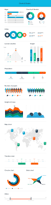 Chart Psd Free Download Free Download Charts And Diagrams Kit Psd Web Resources