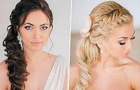 Svadobné účesy Pre Stredné Vlasy 65 účesov S Fotografiami účesy