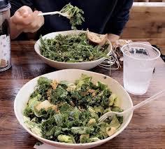 photo of sweetgreen berkeley ca united states kale caesar and custom salad