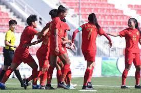 ฟุตบอลหญิงทีมชาติไทย ประเดิมทุบ มาเลเซีย 4-0 ชิงแชมป์เอเชีย รอบคัดเลือก :  PPTVHD36