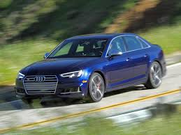 2018 audi s4. wonderful audi it might not be easy to tell the 2018 audi s4 apart from a4 but this new  sport sedan speaks softly and wields a moderately sizable stick for audi s4