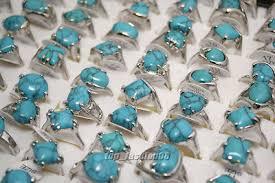 <b>wholesale rings 20 pcs</b> turquoise <b>rings</b> fashion <b>jewelry bulk</b> lot   eBay