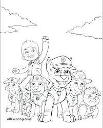 Coloring Pages Nick Jr Nick Jr Color Pages Team Color Sheets Nick Jr