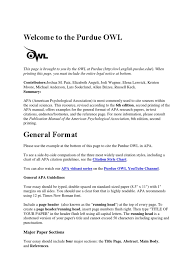 How To Cite A Newspaper Article Apa In Text Purdue Owl Intext
