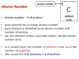 Explaining the Periodic Table (6.7) If elements are the building ...