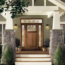 entry door materials at a glance