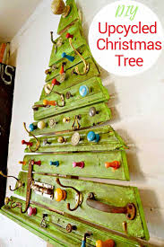how to make a fun unique diy wooden christmas tree upcycled from s wood such