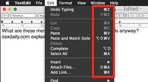 Symbols On Keyboard The Mac Menu Symbols Keyboard Symbols Explained Osxdaily