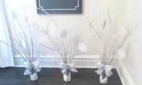 contemporary winter wonderland centerpiece beyond the portico w i n t e r o d l a c p h y b diy sweet 16 for baby shower wedding party