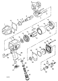 20 most recent chicago pneumatic cp741 1 2 inch impact questions item 42 inlet bushing is threaded to the motor housing need to be remove in a counter clockwise direction follow this link to view the parts schematic