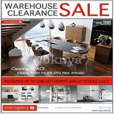 Sell Warehouse Sales Calligaris Italian Furniture Furnishing