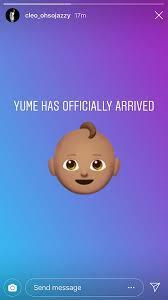 Xxxtentacion Birth Chart Xxxtentacions Son Gekyume Onfroy Is Born Xxl