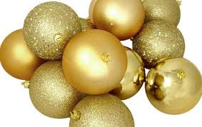 Christmas Ornaments - Decorative Shatterproof & Glass Ball ...