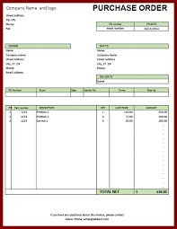 purchase order excel templates 14 purchase order excel template sendletters info