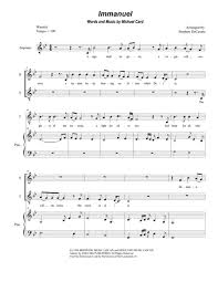 exultet sheet music michael card sheet music to download and print world center of