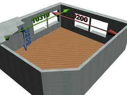 Реферат Системы кондиционирования и вентиляции com  Р азмеры помещения