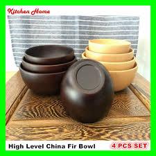 china fir wooden salad bowl fruit bowl soup bowl wooden rice bowl mixing bowl lawn bowls history lawn bowls holidays from kitchenhome 37 23 dhgate com